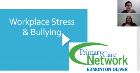 Workplace Stress & Bullying
